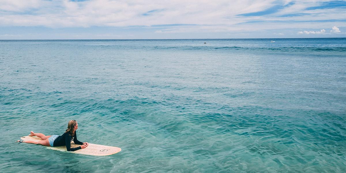 Wyporność deski surfingowej, na co ona wpływa ?