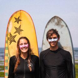 Aloha sun stick krem przeciwsłoneczny dla surferów i surferek