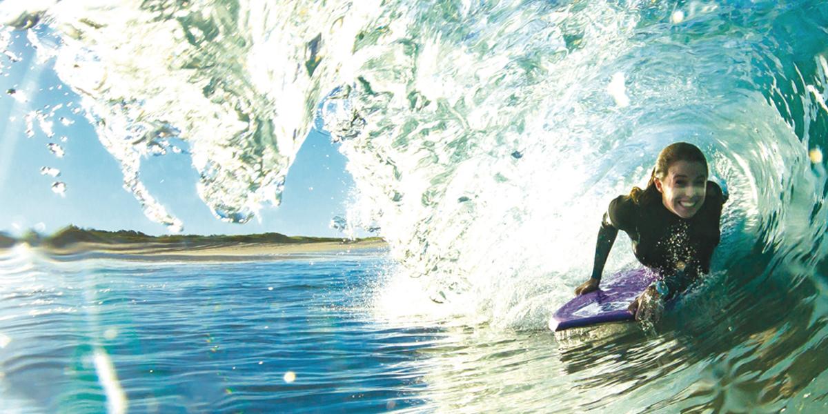 5 najlepszych kremów przeciwsłonecznych na surfing